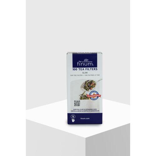 Finum Teefilter Papier Größe S 100 Stück
