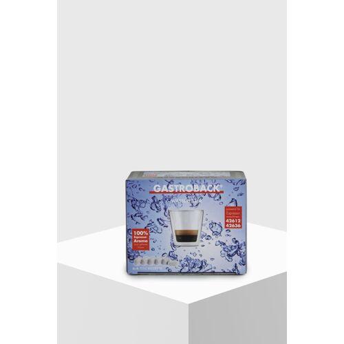 Gastroback Wasserfilter für Espressomaschinen 97765 6 Stück