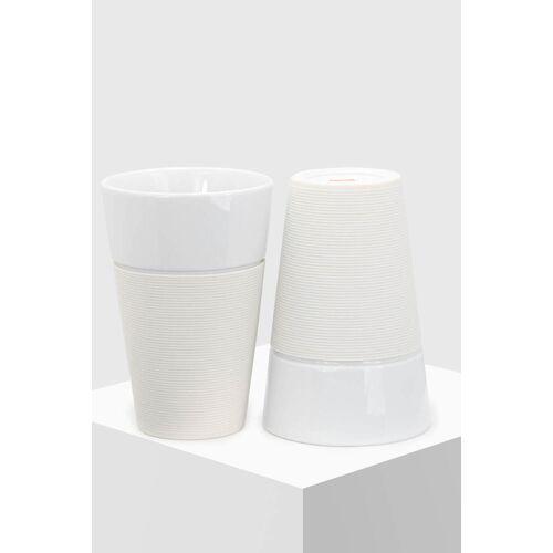 Bodum Bistro Tassen 2er Set 0,6l weiß