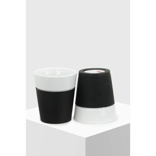 Bodum Bistro Tassen 2er Set 0,3l schwarz