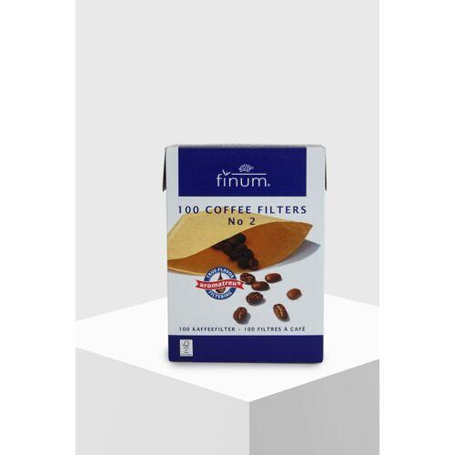 Finum Kaffeefilter No. 2 100 Stück