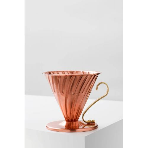 Hario V60 Copper Dripper 02 Kaffeefilter