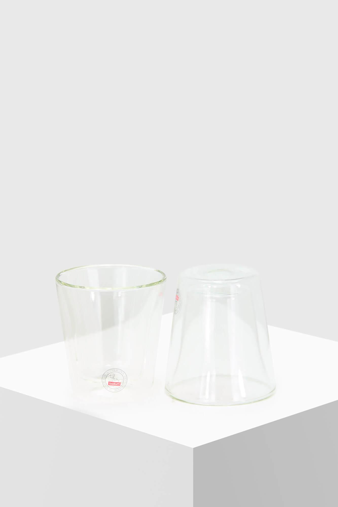 Bodum Canteen Gläser 2er Set 0,1l