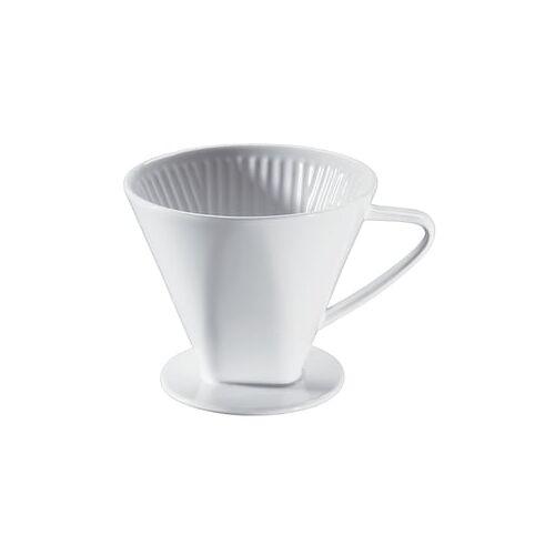 Cilio cilio Kaffeefilter weiß