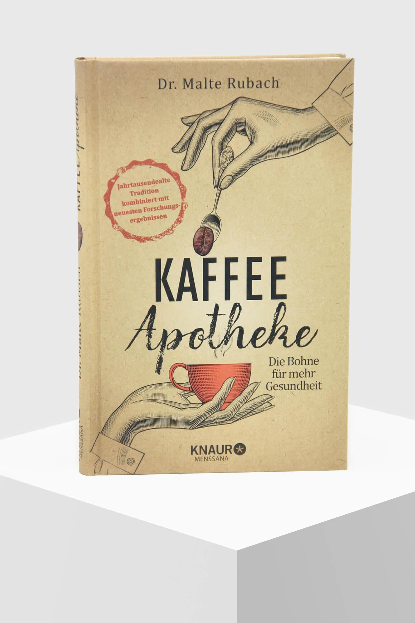 Droemer Knaur Verlagsgruppe Kaffee-Apotheke Die Bohne für mehr Gesundheit