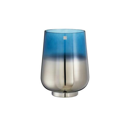 Peill+Putzler Vase ¦ blau ¦ Glas  ¦ Maße (cm): H: 32 Ø: 23.5