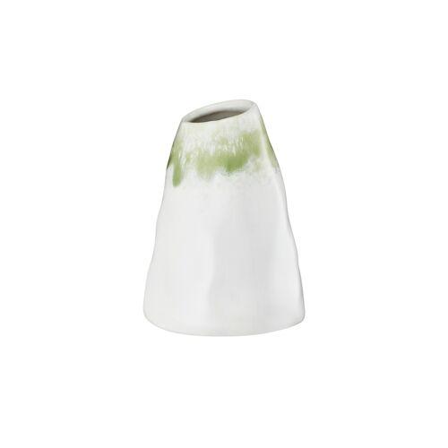 Höffner Vase ¦ Porzellan ¦ Maße (cm): H: 10 Ø: 8