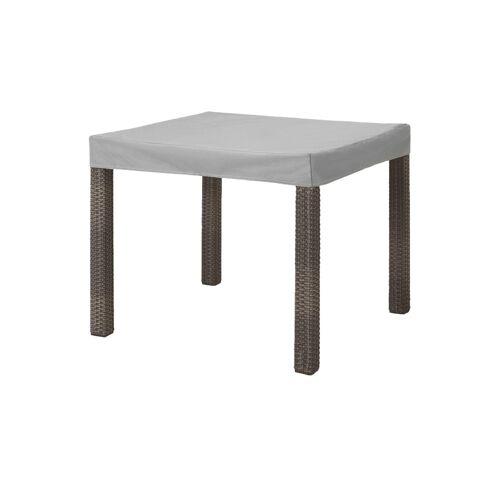 a casa mia Schutzhülle für Tisch  Padua ¦ grau ¦ Maße (cm): B: 92 H: