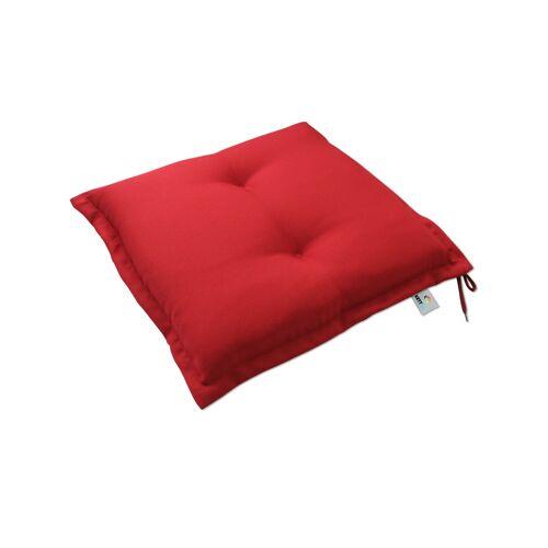 KETTLER Polska Auflage  Linda Tango Rot ¦ rot ¦ Maße (cm): B: 45 H: 6