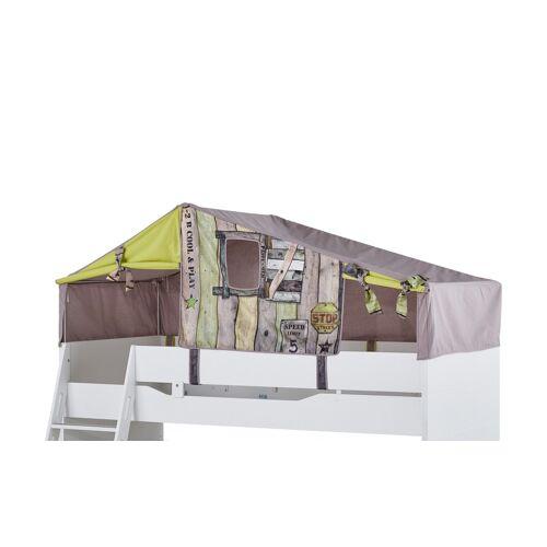 PAIDI Loft-Zelt-Dach Vintage  Fiona ¦ mehrfarbig ¦ Maße (cm): B: 90 H