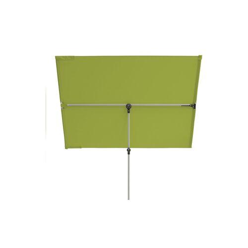 Höffner Balkonblende  Active ¦ grün ¦ Maße (cm): B: 180 H: 285