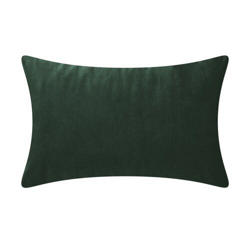 Höffner Kissen  Boxi ¦ grün
