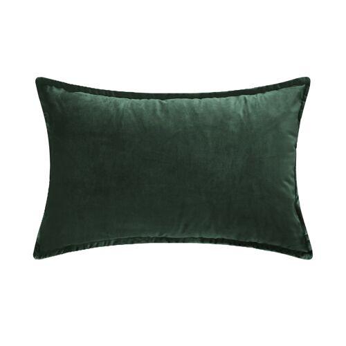 Höffner Kissen  Boxi ¦ grün ¦ Maße (cm): B: 80 H: 40