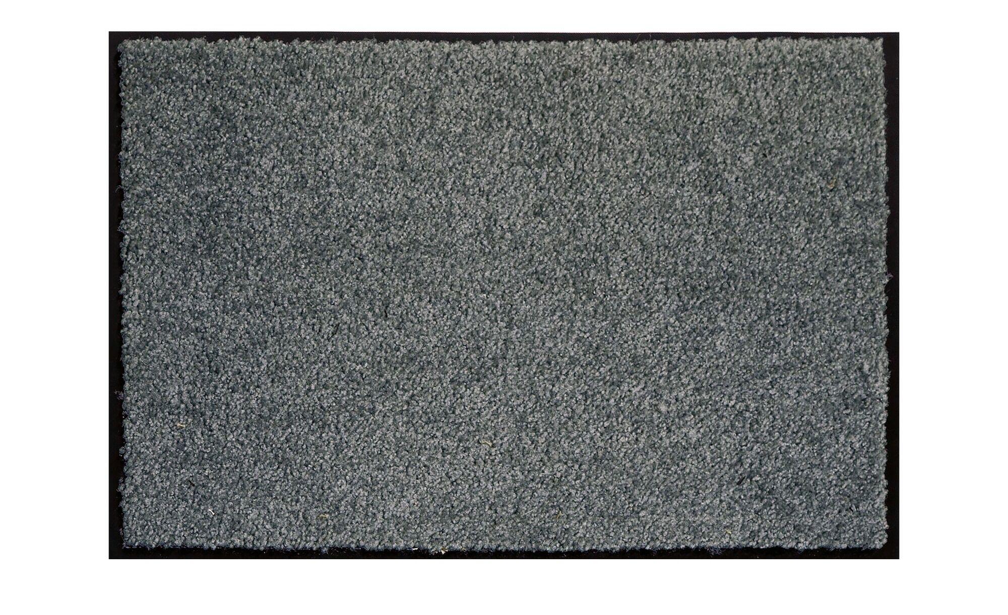 Höffner Fußmatte  Propertex ¦ grau ¦ Synthethische Fasern