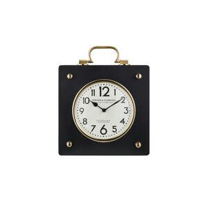 Höffner Uhr ¦ gold