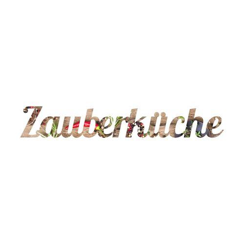 "Höffner Cut-Out  ""Zauberküche"" ¦ mehrfarbig ¦ Maße (cm): B: 25 H: 70"