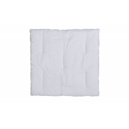 Zöllner Kinderbettdecke  Standard 80x80cm ¦ weiß