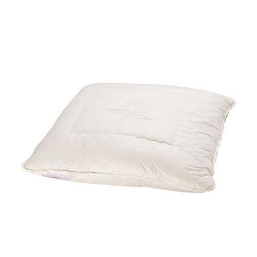 Schlafmond Kopfkissen  Dornröschen ¦ creme ¦ Maße (cm): B: 80