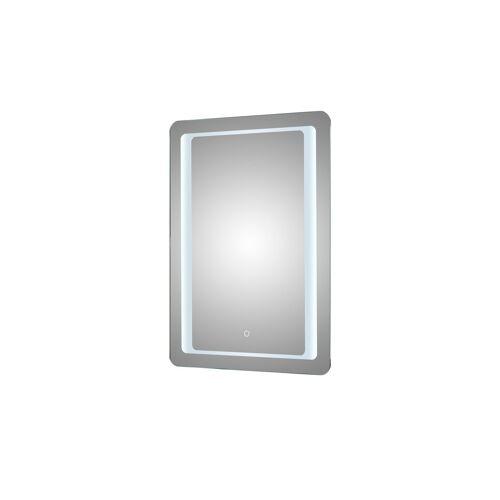 Höffner LED-Badspiegel  Silbersee ¦ verspiegelt