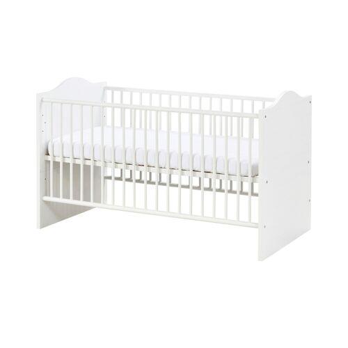 Höffner Kinderbett  Linda ¦ weiß