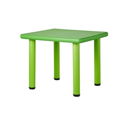 Höffner Kindertisch  Kindertisch Grün ¦ grün ¦ Maße (cm): B: 62 H: 50 T: 62