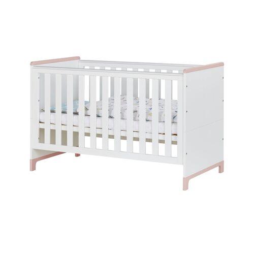 Höffner Kombi-Kinderbett  Mina ¦ weiß