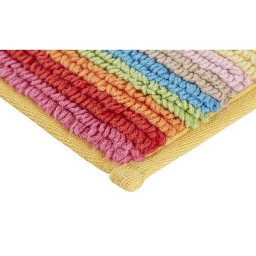 CaWö Wende-Badteppich  Lifestyle 7008 ¦ mehrfarbig ¦ 100% Baumwolle