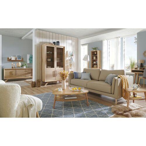 Höffner Handwebteppich  Pantin ¦ 100 % Baumwolle, Baumwolle ¦ Maße (cm): B: 1