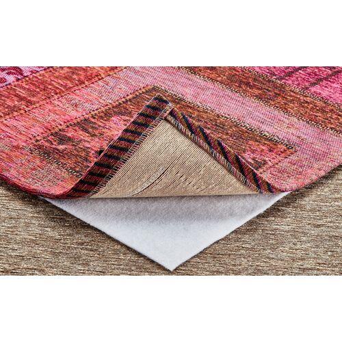 Höffner Teppich-Stopp für glatte und textile Bodenbeläge  AKO Topvlies 2 ¦ we