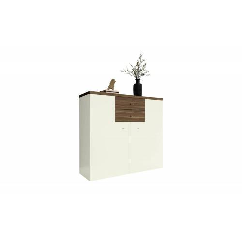now! by hülsta Highboard  hülsta now! time ¦ Maße (cm): B: 120 H: 111