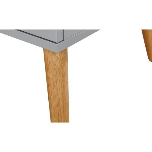 Roomers Highboard mit 3 Türen und 3 Schüben  Scan ¦ Maße (cm): B: 109