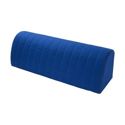 Höffner Umbaukissen (2 Stück)  Tom ¦ blau ¦ Maße (cm): B: 100 H: 30 T: 30