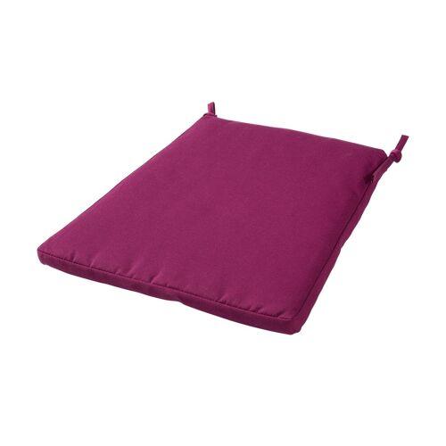 Zebra Sitzkissen  Milano ¦ lila/violett ¦ 100% Polyester