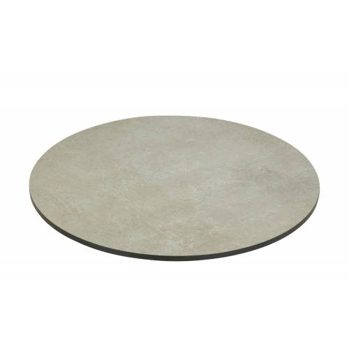 Zebra Drehplatte zum Tisch Oryx Edge  Oryx Edge ¦ grauØ: 60