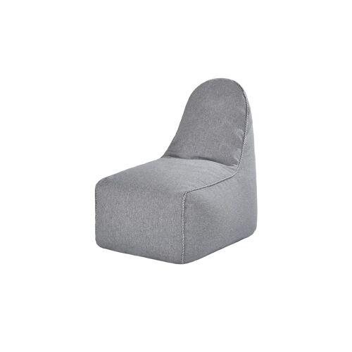 Höffner Sitzsack  Fay ¦ grau