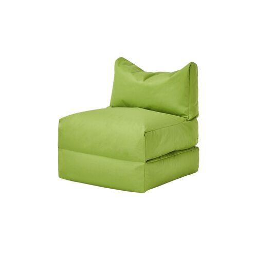 Höffner Sitzsack  Boo ¦ grün