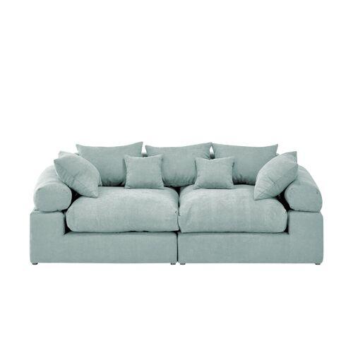 smart Big Sofa  Lionore ¦ grün