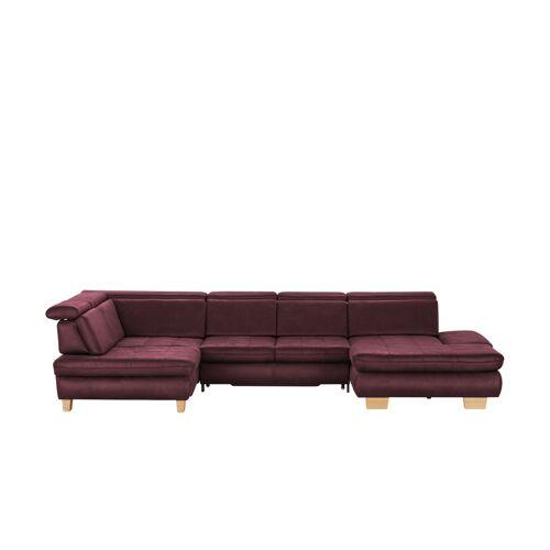 Mein Sofa bold Wohnlandschaft  Kate ¦ rot