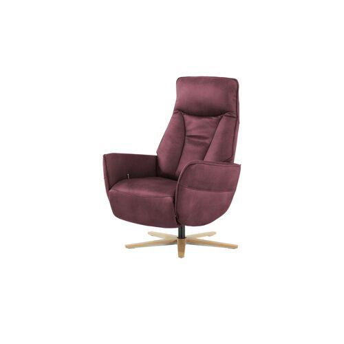 Mein Sofa bold Relaxsessel  Elrik ¦ rot