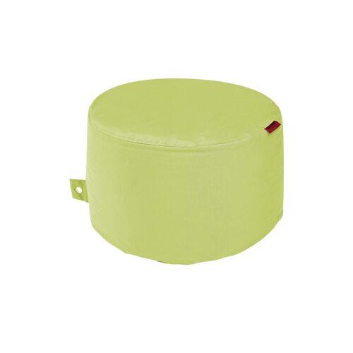 Outbag Sitzsack  Rock Plus ¦ grün ¦ Maße (cm): H: 35 Ø: 60