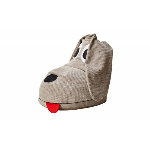 Höffner Sitzsack  Dog ¦ beige