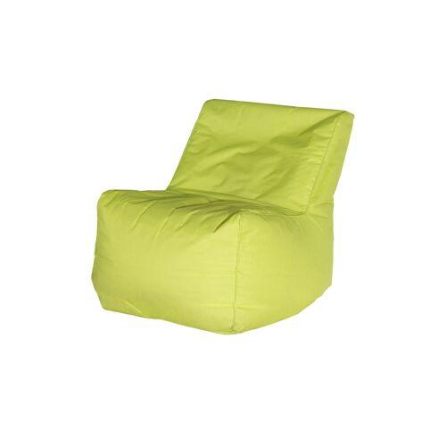 Höffner Sitzsack  Peer ¦ grün
