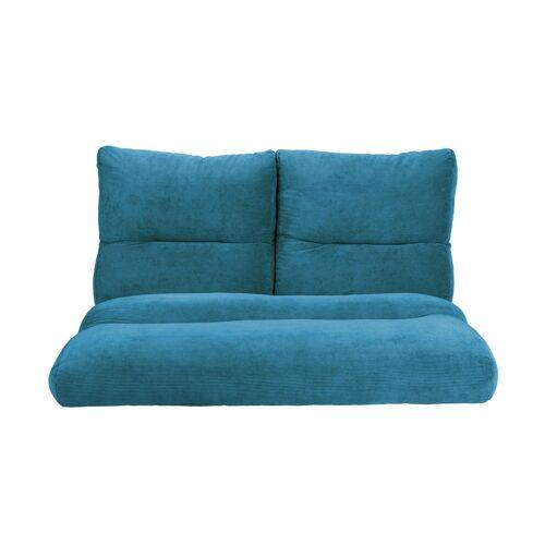 Höffner Relaxliege  Tabea ¦ grün ¦ Maße (cm): B: 159 H: 87 T: 188