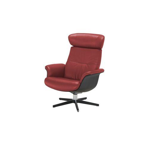 Höffner TV-Sessel  Timeout ¦ rot ¦ Maße (cm): B: 80 H: 101 T: 81