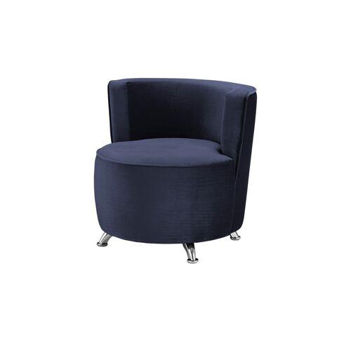 smart Sessel blau - Stoff Baby ¦ blau ¦ Maße (cm): B: 76 H: 71 T: 74