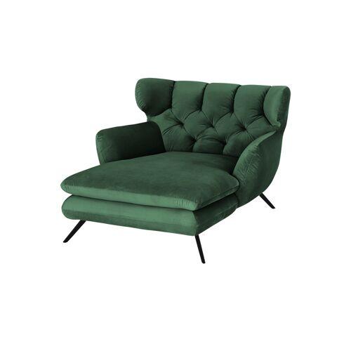 pop Longseat-Sessel  Caldara ¦ grün