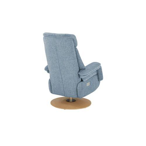 Polstermöbel Oelsa TV-Sessel  Blues ¦ blau ¦ Maße (cm): B: 82 H: 112