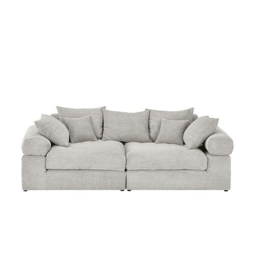 smart Big Sofa  Lionore ¦ grau