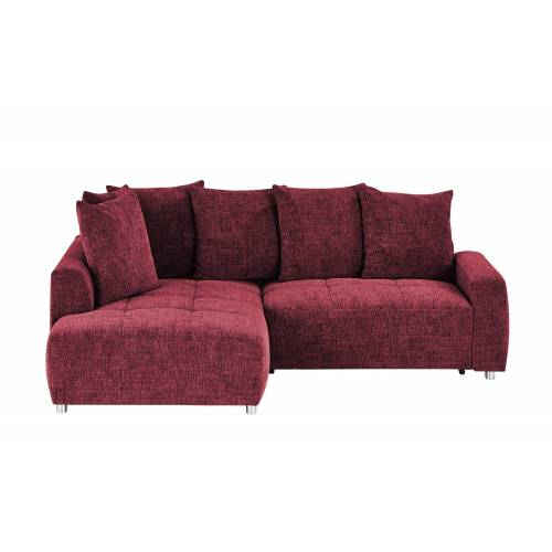 bobb Ecksofa  Betty ¦ rot ¦ Maße (cm): H: 94