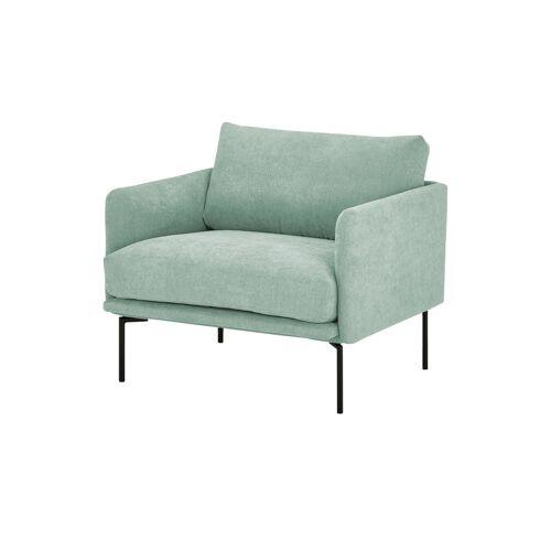 finya Sessel  Nora ¦ grün ¦ Maße (cm): B: 91 H: 78 T: 86